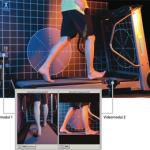 Fussdruckmessung und Ganganalyse